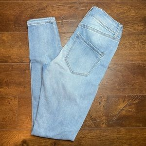 REWASH high rise jeans
